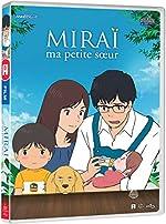 Miraï, ma Petite Soeur-Edition DVD