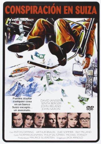 The Swiss Conspiracy - Conspiración En Suiza - Director: Jack Arnold.