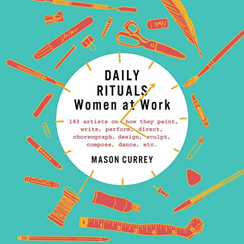 Daily Rituals: Women at Work audiobook cover art