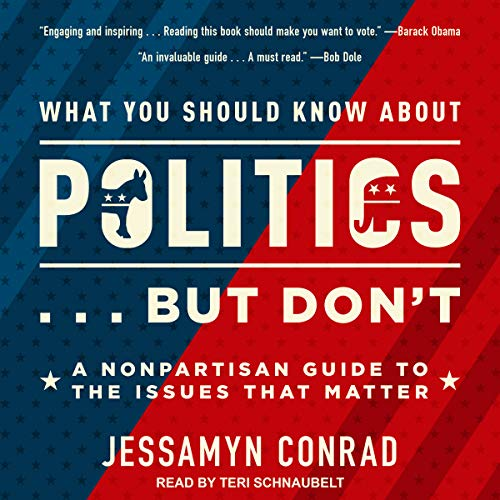 What You Should Know About Politics...But Don't audiobook cover art