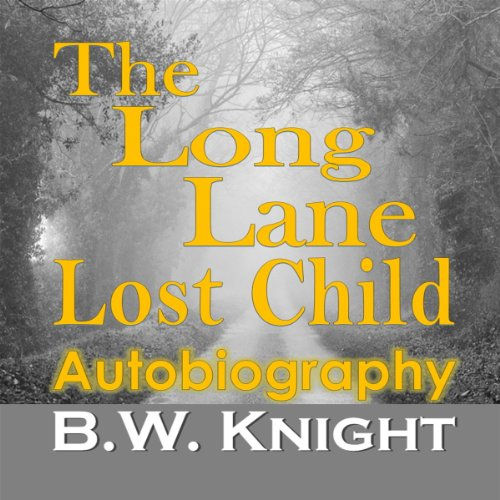The Long Lane-Lost Child audiobook cover art