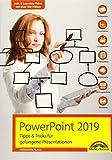 PowerPoint 2019 Tipps und Tricks für gelungene Präsentationen und Vorträge.