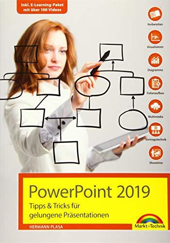 PowerPoint 2019 Tipps und Tricks für gelungene Präsentationen und Vorträge. Komplett in Farbe