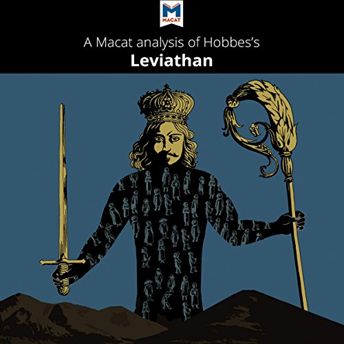 A Macat Analysis of Thomas Hobbes' Leviathan audiobook cover art
