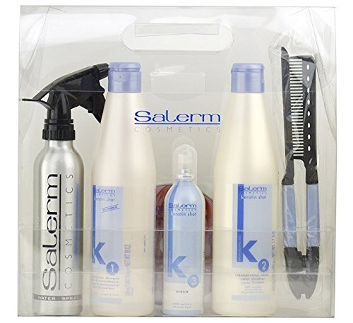 Salerm Keratin Shot Kit All in One Super big Sale!!! by Salerm