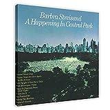 Barbra Joan Streisand Album-Cover A Happening in Central