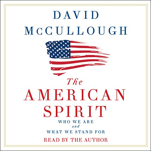 The American Spirit  By  cover art