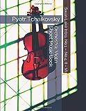 Pyotr Tchaikovsky - Swan Lake Intro, No.1 – No.4, II - VI - Orchestra: Violin Sheet Music Book