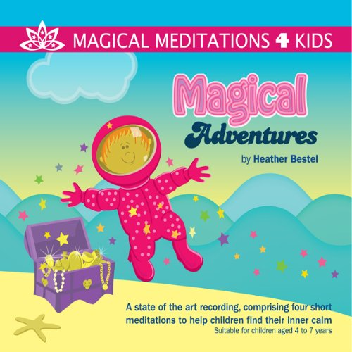 Magical Adventures cover art