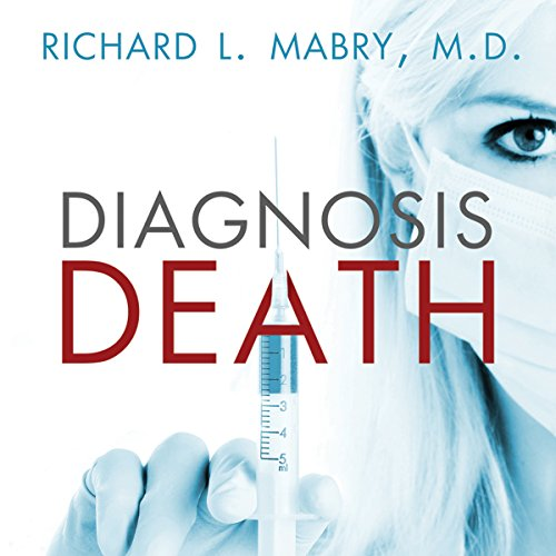 Diagnosis Death cover art
