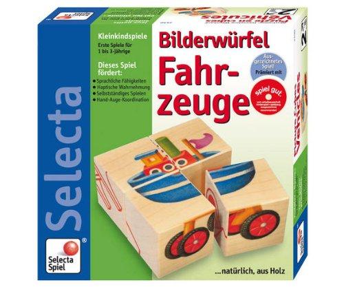 Selecta - 2490 - Puzzle en Bois - Véhicule