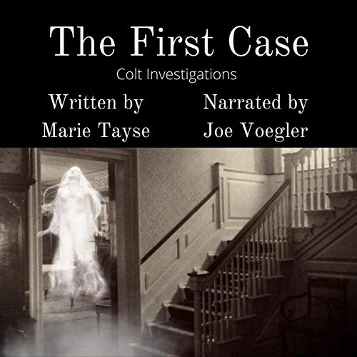 The First Case  By  cover art