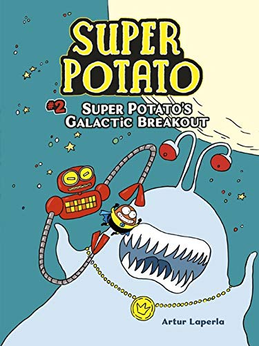 Super Potato 2: Super Potato's Galactic Breakout