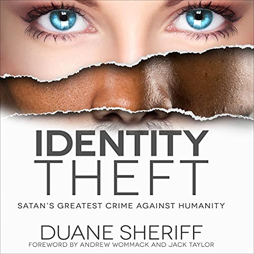 Identity Theft cover art