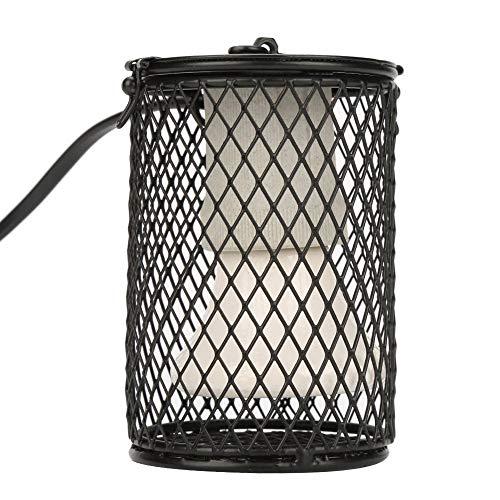 Zyyini Reptile Ceramic Heat Lamp Kit, No Light No...