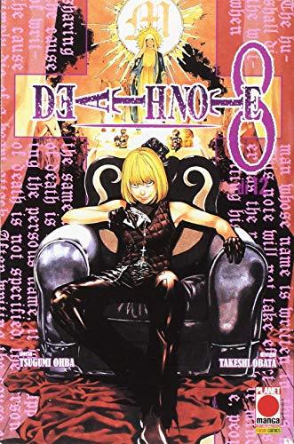 Death note (Vol. 8)