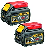 DeWalt DCB546 Flexvolt XR Batería Litio 18V 54V 6.0Ah