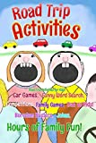 Road Trip Activities: Road trip activities for kids! Car games, Funny word search