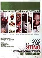 2002 Reggae Sting: The Bring Back [DVD]