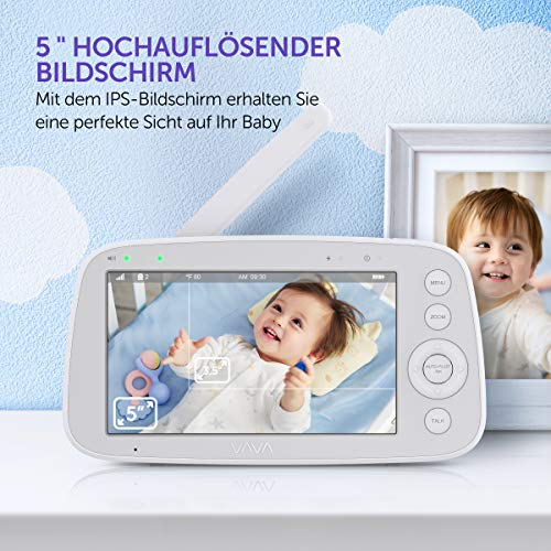 Bild 3: VAVA Video Baby Monitor VA-IH006
