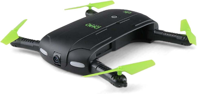 popular SUNHAO DHD D5 Selfie Drone Drone Drone FPV con cámara HD Plegable RC Pocket Drones Control de teléfono Helicóptero Mini Dron JJRC H37 523 Quadcopter De Camara_Top_Store  artículos de promoción