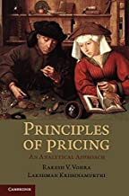 Principles of Pricing: An Analytical Approach