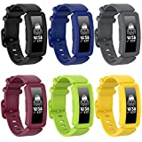 QGHXO Band for Fitbit Ace 2, Replacement Wristband with Buckle Clasp for Fitbit Ace 2 Activity Tracker, Universal Size (No Tracker)