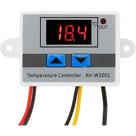 XH-W3001 refroidissement//chaud Control avec Sonde /à Capteur Etanche DC 220V KeeYees Commande intelligente de temp/érature Module