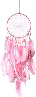 E-Shine Pink Dream Catchers for Girl's Bedroom
