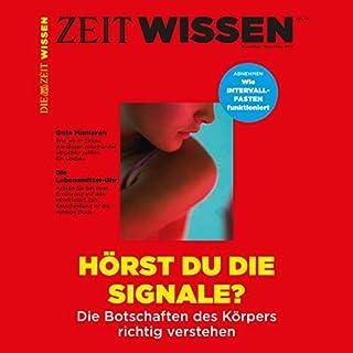 ZeitWissen, November / Dezember 2017 cover art