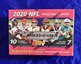 Factory-Sealed 2020 Rookies and Stars NFL Blaster Box - 7 Packs
