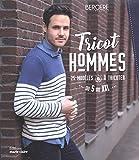 Tricot hommes : 25 modèles à tricoter du S au XXL