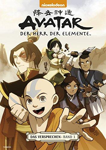 Avatar - Der Herr der Elemente 1: Das Versprechen 1