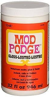 ارخص مكان يبيع Mod Podge CS11303 Waterbase Sealer, Glue and Finish,Matte,32 Ounce
