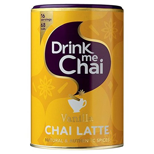 Drink Me Vainilla Chai Latte 250g