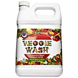 Safely remove wax, soil, agricultural chemicals, and handling residue found on both standard and organic fruits and vegetables Ideal for standard and organic fruits and vegetables Cut through wax and chemicals and be sure your fruits and vegetables a...