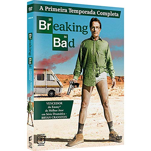 Breaking Bad - 1° Temporada Completa