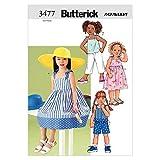 BUTTERICK 3477/6 - Patrón de Costura