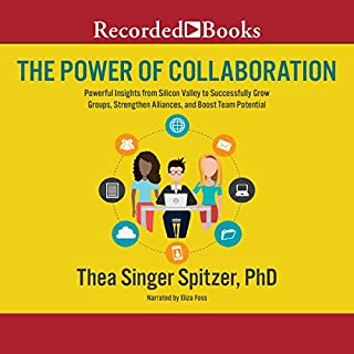 The Power of Collaboration audiobook cover art