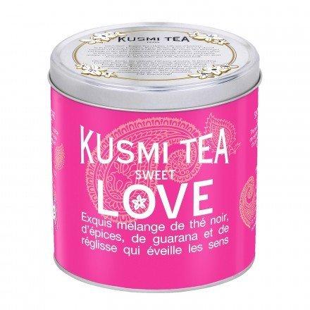 KUSMI Tea de Paris - SWEET LOVE - Lata 250gr