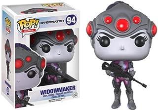 Funko Pop! Games: Overwatch Action Figure - Widowmaker