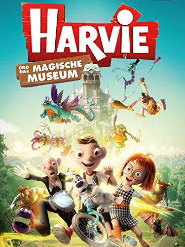 Harvie und das magische Museum