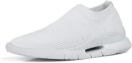 Hombres Mujeres Zapatos Deportivos para Correr Caminar Ligero Caminar de Punto Casual Zapatillas Deportivas Interiores y Exteriores Calzado Deportivo para Hombres y Mujeres