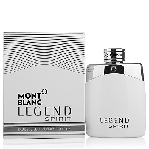 Legend Spirit Eau de Toilette 100 ml, MontBlanc