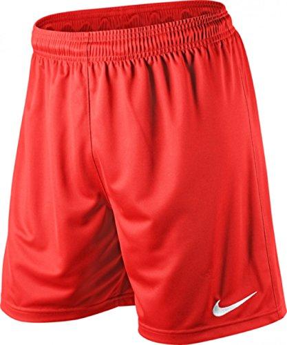 Nike Park Knit without brief, Pantalones de fútbol para hombre, Rojo (University Red/White), L