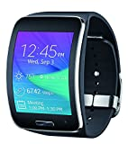 Samsung Gear S Smartwatch, Black 4GB (Verizon Wireless) (Renewed)