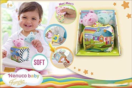 Nenuco Baby - Cubo de Actividades (Famosa 700012108)