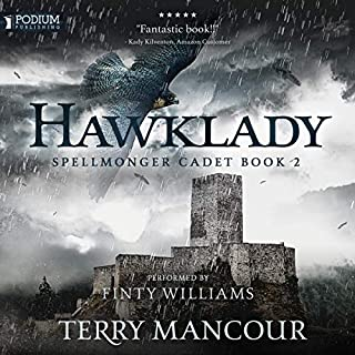 Page de couverture de Hawklady