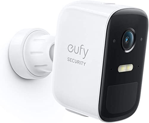 new arrival eufy high quality Security, eufyCam 2C Pro Wireless Home Security discount Add-on Camera, 2K Resolution, 180-Day Battery Life, HomeKit Compatibility, IP67 Weatherproof, Night Vision, and No Monthly Fee. online sale