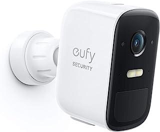 eufy Security, eufyCam 2C Pro Wireless Home Security Add-on Camera, 2K Resolution, 180-Day Battery Life, HomeKit Compatibi...